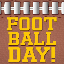 Football Day!